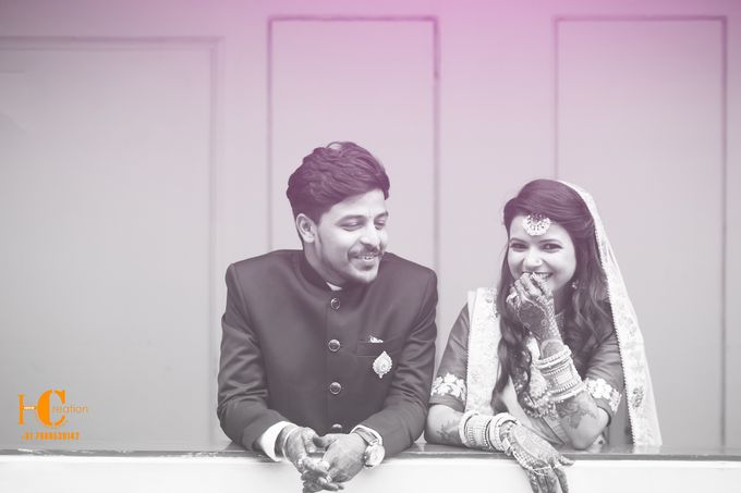 Engagement Nikhil & pooja by Hakim Creation Photography - 004