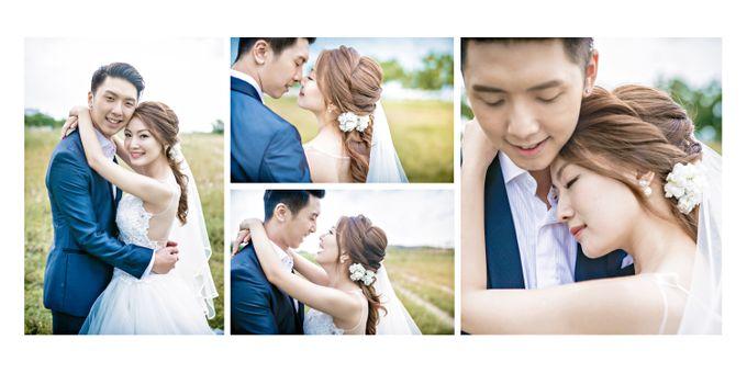 Winston & Serene by Yvonne Creative Bridal - 003