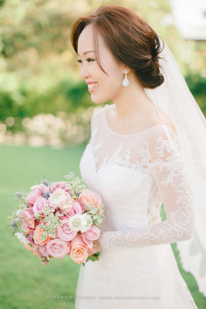 Andre & Cicilia Wedding Day by Venema Pictures - 004
