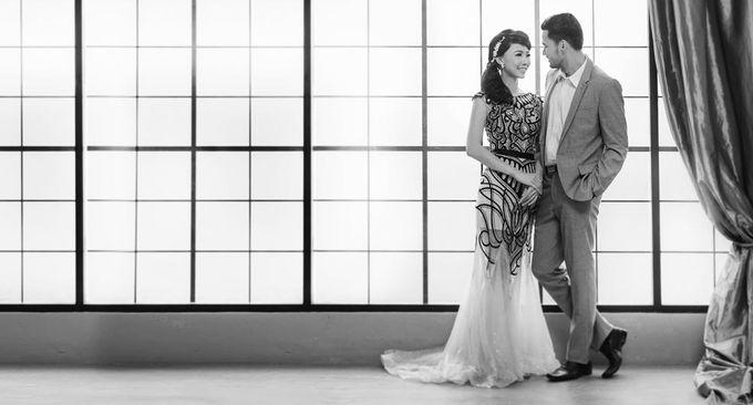 Indoor Prewedding 03 by King Foto & Bridal Image Wedding - 004