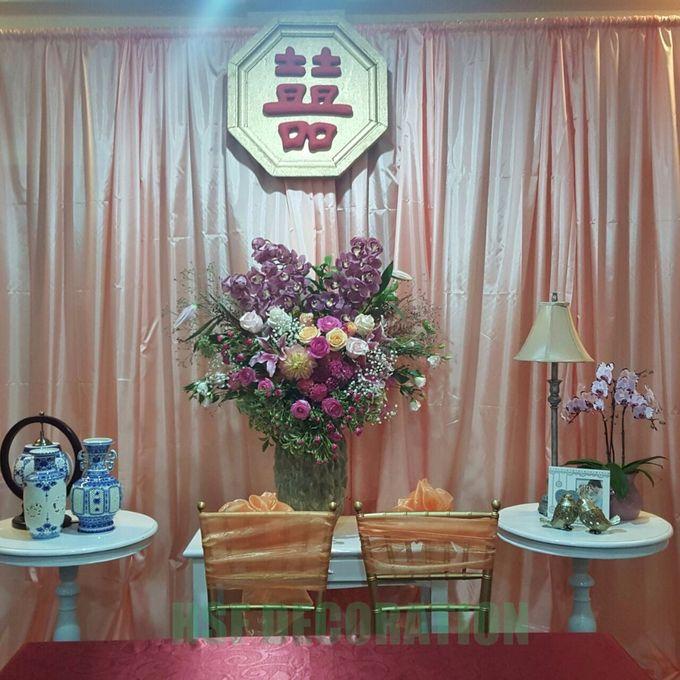 Pemberkatan di Vihara by Home Smile Florist - 004