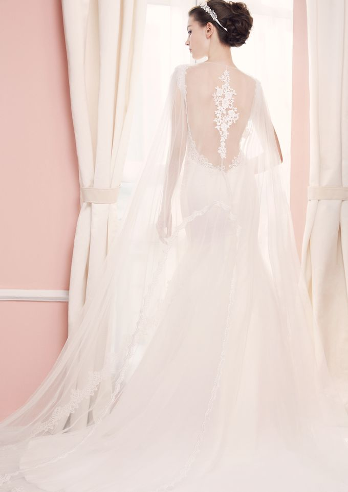 Pink & Audrey Wedding Collection by Digio Bridal - 004
