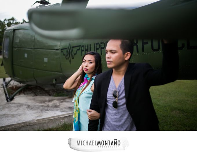Jai & Jun Engagement Session by Michael Montaño Photography - 003