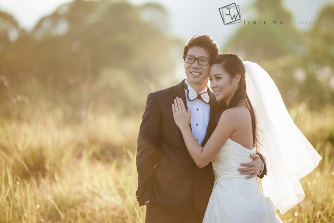 Sunrise with Mabel & Wah Fai by JimieWu Photography - 005