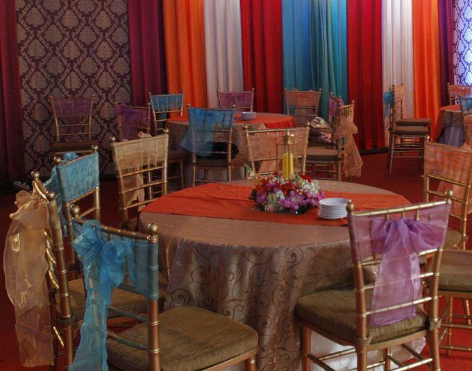 Moroccan Decoration by Charissa Event & Wedding Decoration - 003