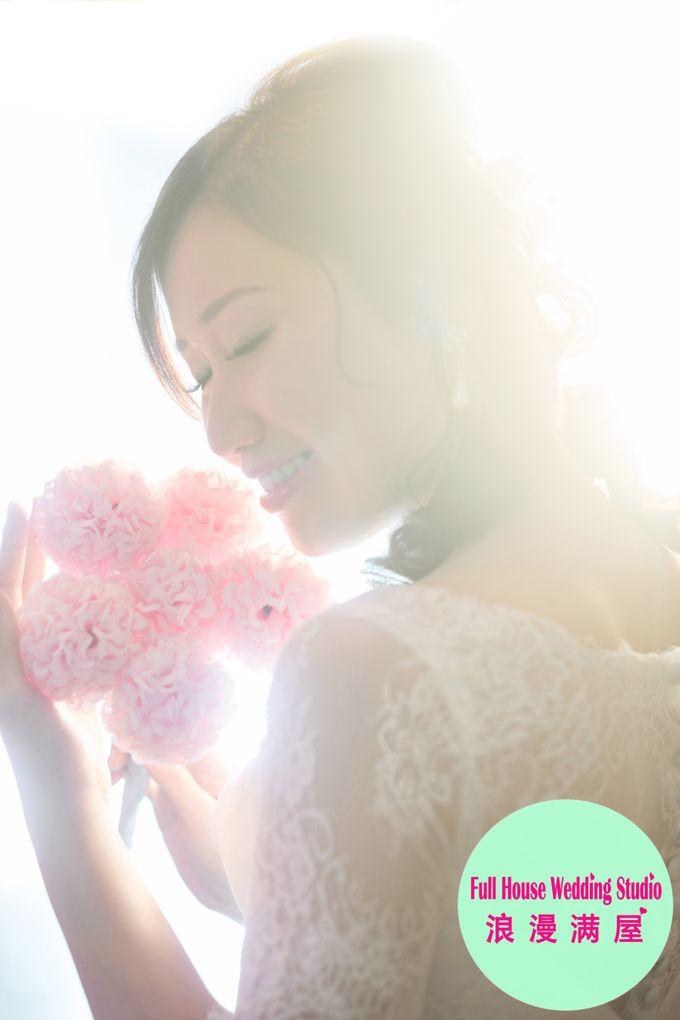 Pre-Wedding  Vincent & Samantha by Full House Wedding Studio - 001