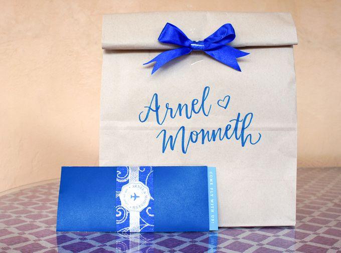 Arnel & Monneth by Designs by Melissa Tan - 004