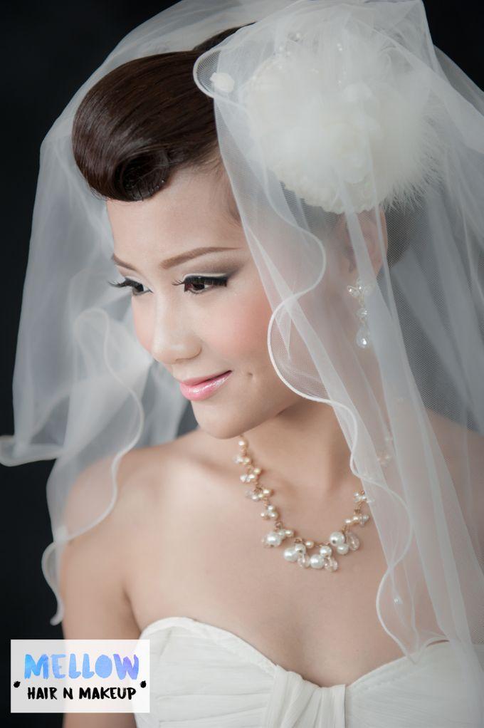 Bridal Photoshoot Hair & Makeup by Mellow Hair & Makeup - 004