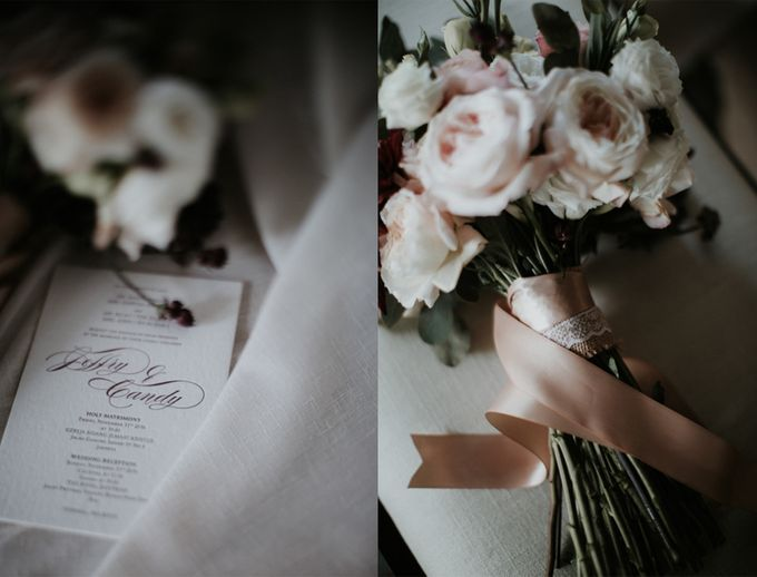 Jeffry & Candy Wedding Day by Calia Photography - 005
