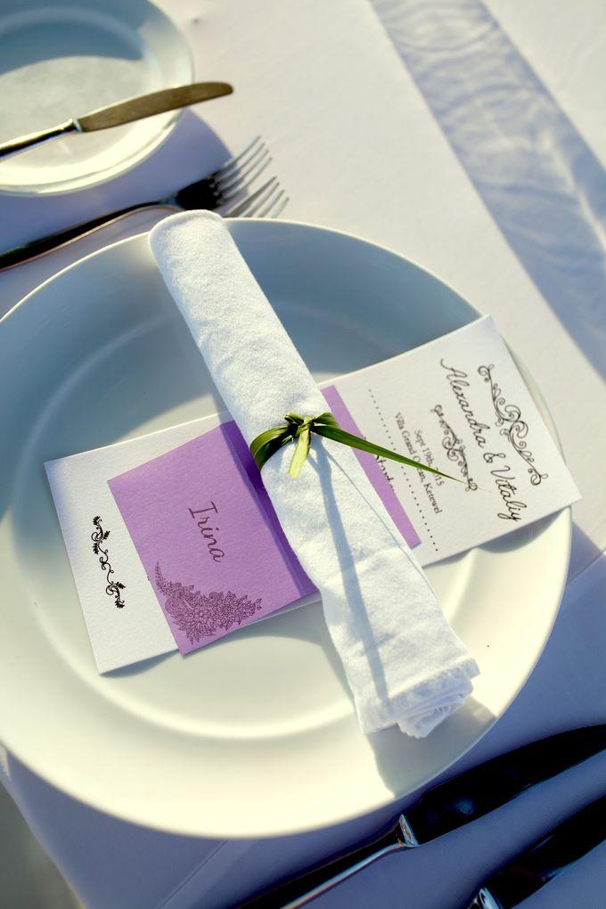 Purple wedding by Bali Angels - 040