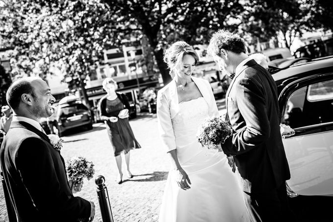 Maik and Stephanie by InMoment Wedding Photography - 002