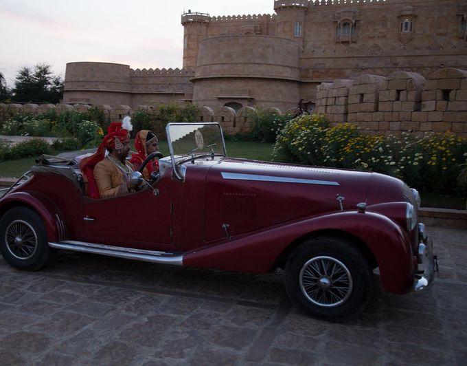 wedding at jaisalmer by Yesha Weddings Destination Wedding Planner - 004