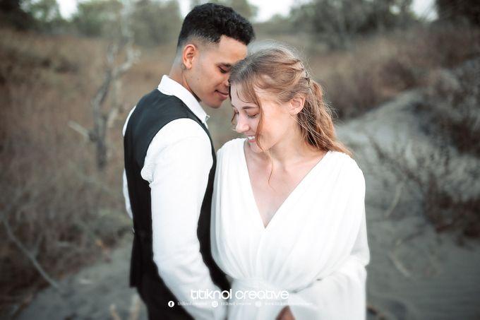 Prewedding Anya + Ben by Titiknol Creative - 008