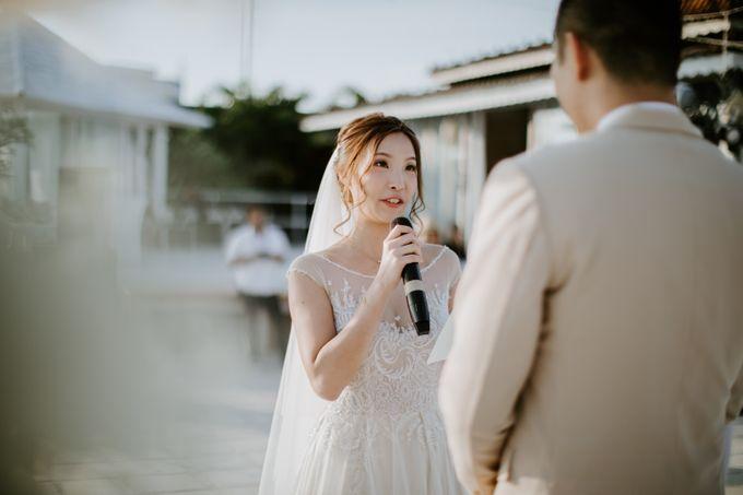 Rita & Ting Wedding by Delapan Bali Event & Wedding - 036