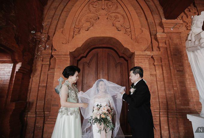 Reinaldo & Beatrice Wedding by NOMINA PHOTOGRAPHY - 005