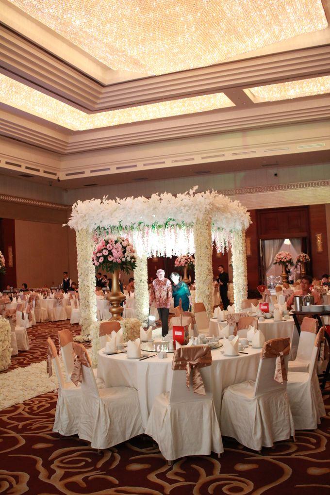Anthony Stevven MC Wedding SunCity Jakarta by KEYS Entertainment - 001
