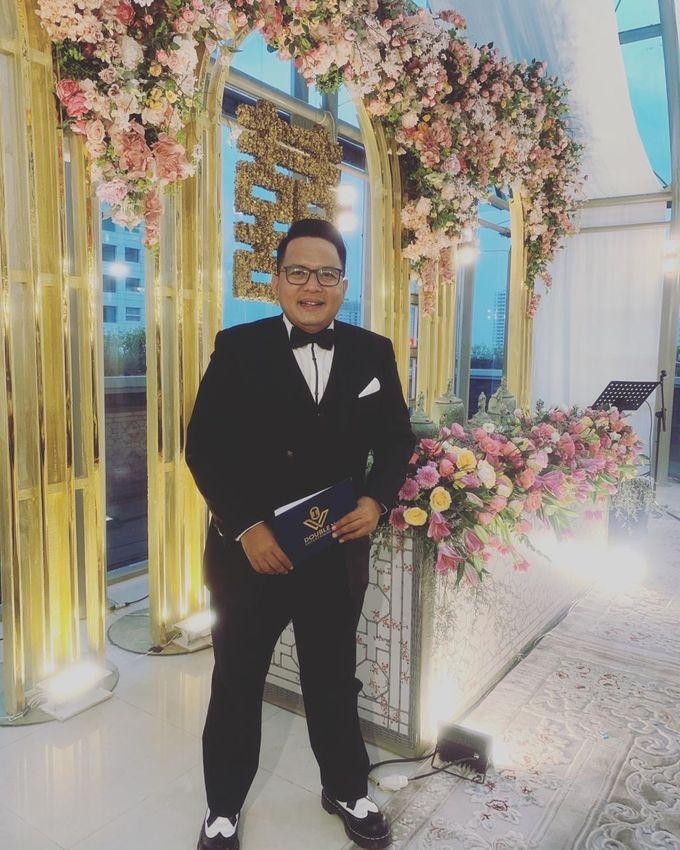 MC Sangjit & MC EngagementnThe Glass Terrace Grand Hyatt Jakarta  By Double V Entertainment by Anthony Stevven - 004