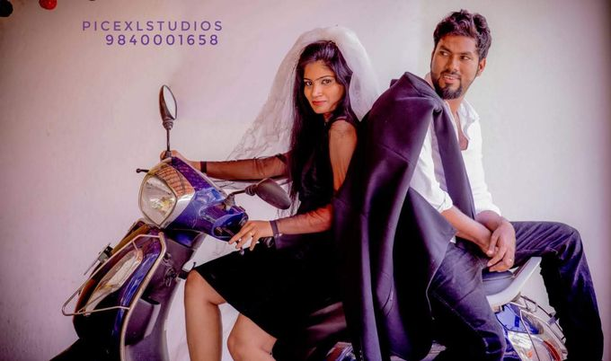 Post Wedding Shoot by Picexlstudios - 001