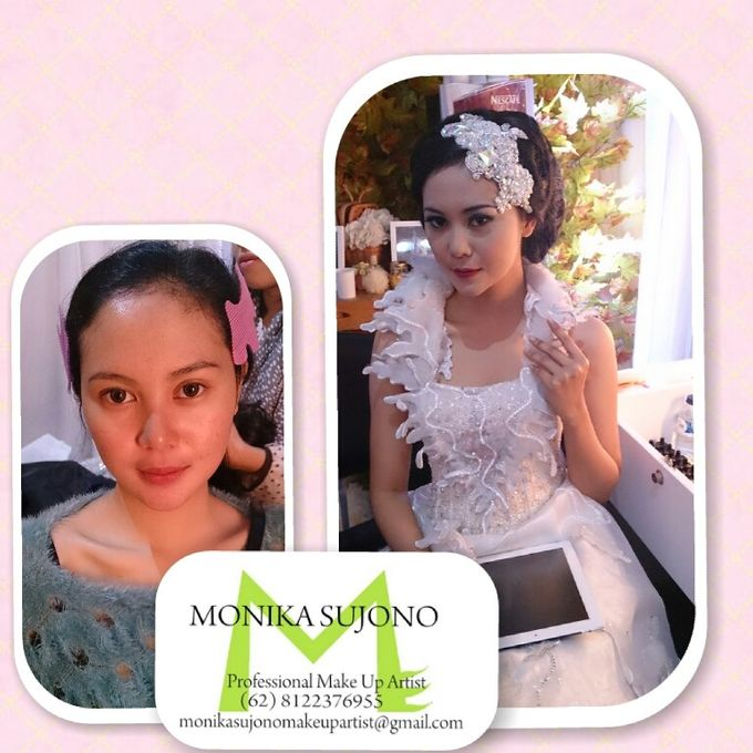 Before After Make up by Monika Sujono Make Up Artist - 018