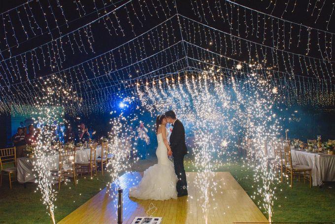 Wedding of Vina & Simon by Hilton Bali Resort - 003