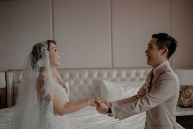 Alvin & Natasha Wedding by Philip Formalwear - 013