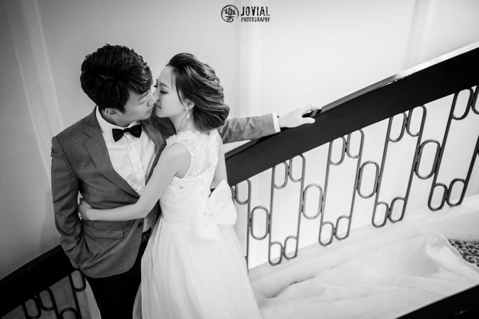Wedding Actual Day & Pre Wedding by Jovial Photography - 014