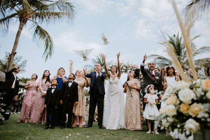 Kiyomi & James Wedding by Delapan Bali Event & Wedding - 034