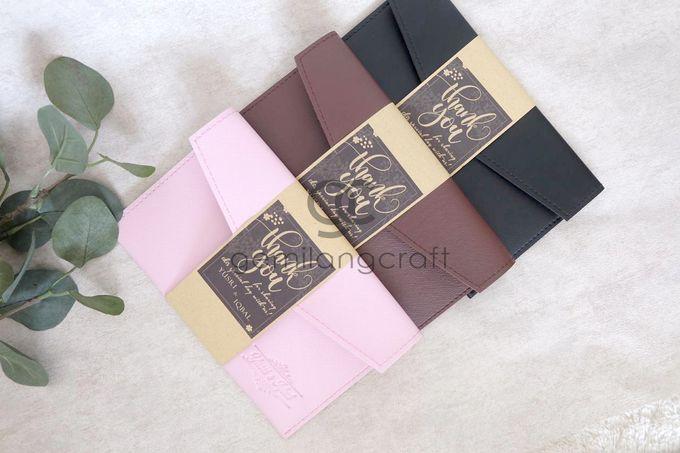 Premium envelope packaging roll paper for Yusri & Iqbal by Gemilang Craft - 001