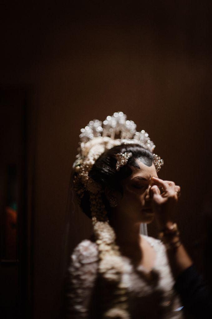 Dinda & Abimanyu Wedding Day by Journal Portraits - 014