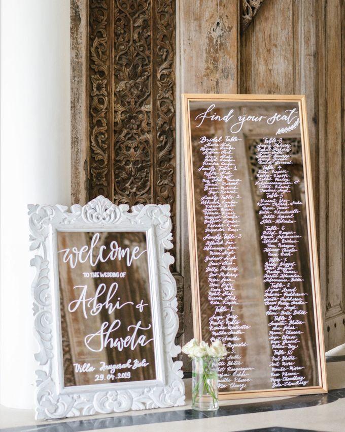 Abhi & Shweta - Villa Anugrah Bali by Atelier Plum - 001