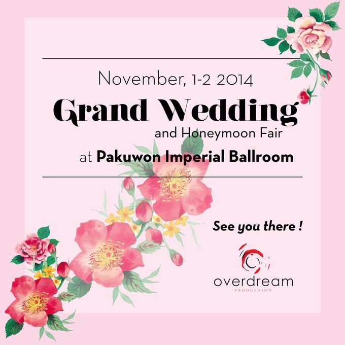 Grand Wedding Fair and Honeymoon Fair by Overdream Production - 004