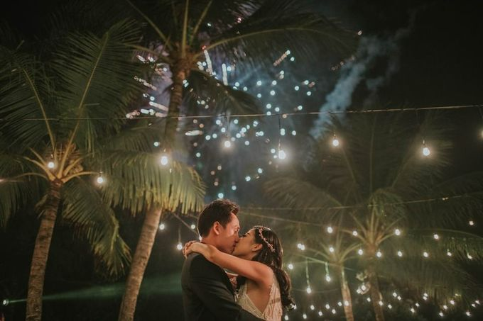 Wedding of Evelyn & Keith by Beyond Decor Company - 049