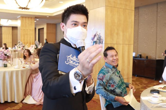 MC Wedding Intimate Hotel Mulia Jakarta - Anthony Stevven by Anthony Stevven - 005