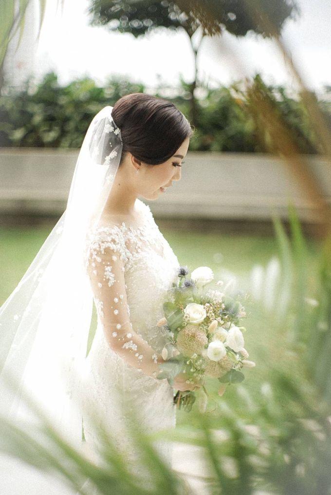 Rudy & Irene Wedding by One Heart Wedding - 023