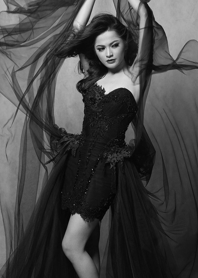 Black Collection by Crystal Clarissa - 002