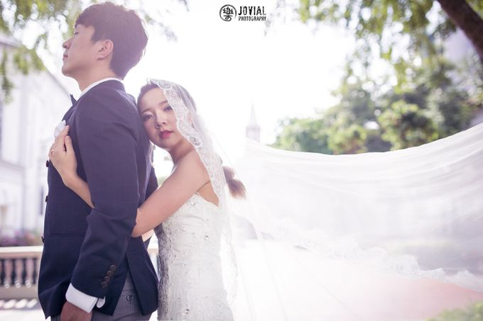 Wedding Actual Day & Pre Wedding by Jovial Photography - 015