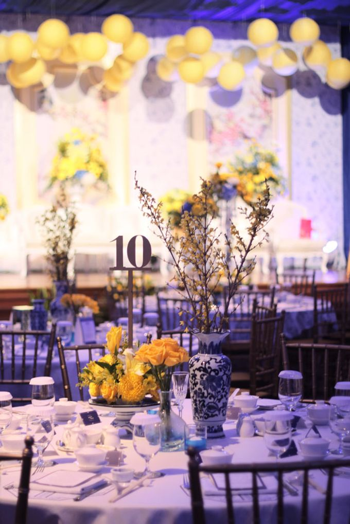 Chinoiserie Wedding by Pea and Pie - 010