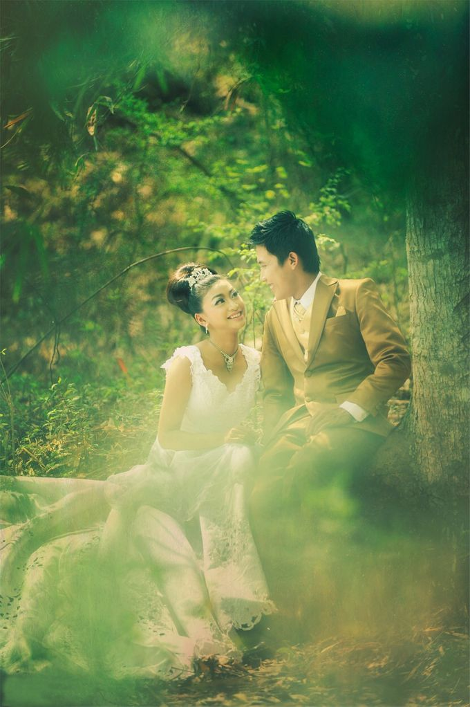 Deky & Gladys by 3X Photographer - 004