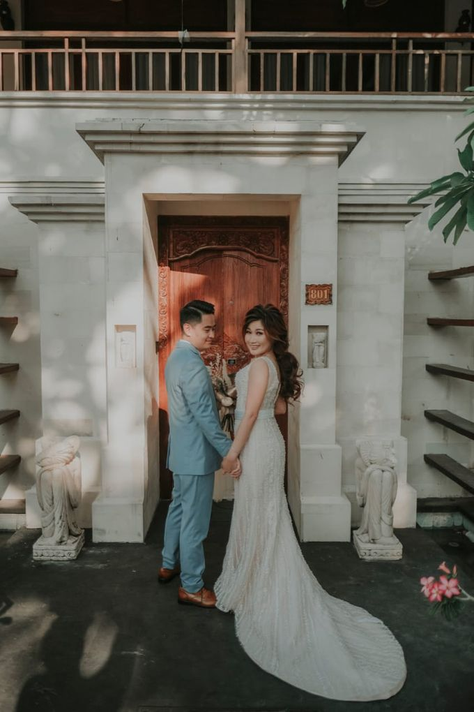 Gleve & Margaretha by Astagina Resort Villa & Spa Bali - 005