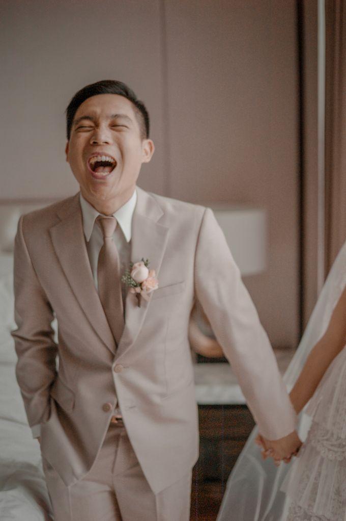 Alvin & Natasha Wedding by Philip Formalwear - 008