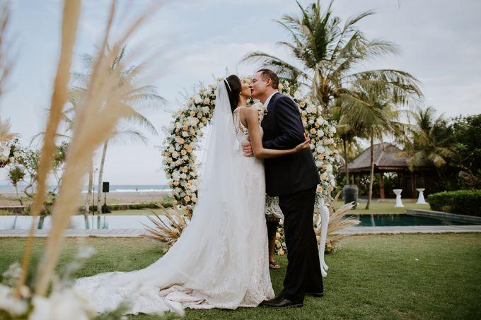 Kiyomi & James Wedding by Delapan Bali Event & Wedding - 035