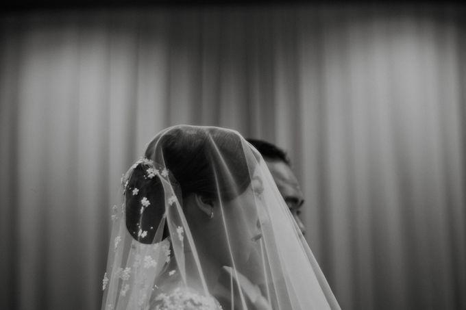 Rudy & Irene Wedding by One Heart Wedding - 042