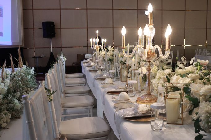 MC Wedding Intimate Fairmont Jakarta - Anthony Stevven by Anthony Stevven - 002