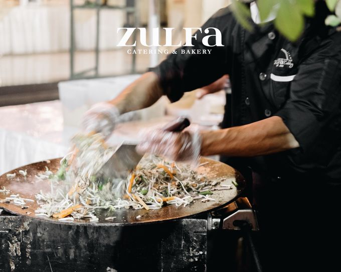 Kinan & Wildan - Novi & Fadhli -  20 Agustus 2017 by Zulfa Catering - 004