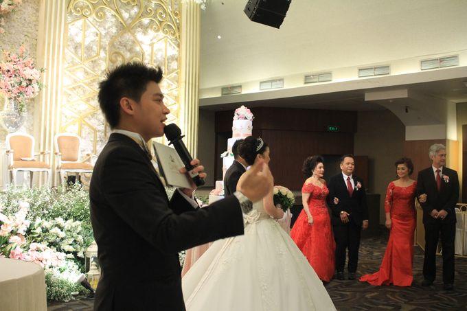 MC Wedding MDC Hall Wisma 76 Jakarta - Anthony Stevven by MDC HALL - 002