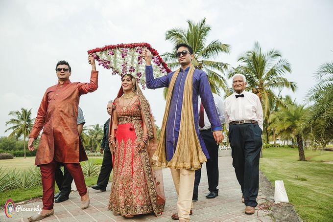 REEYA-ROBERT by Wedding By Neeraj Kamra - 005