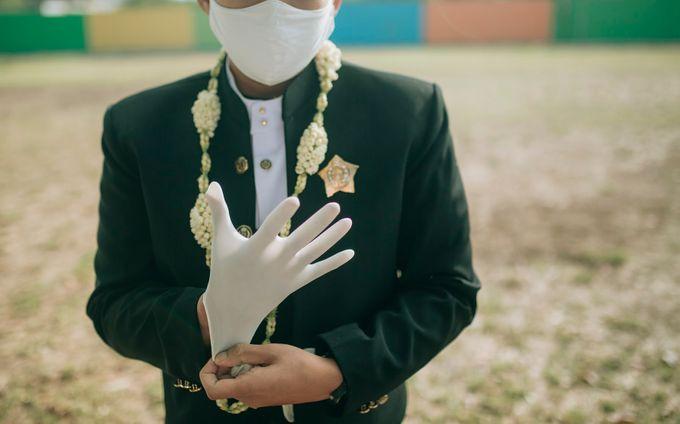 Micro Wedding Okta & Kresna by Kisah Kita Wedding Planner & Organizer - 012