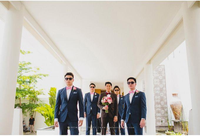 Mr. Erick & Mrs. Decy wedding by Brillington & Brothers - 002