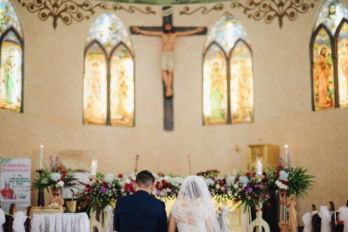 The Wedding of  Ferry & Okta by Satori Planner - 012