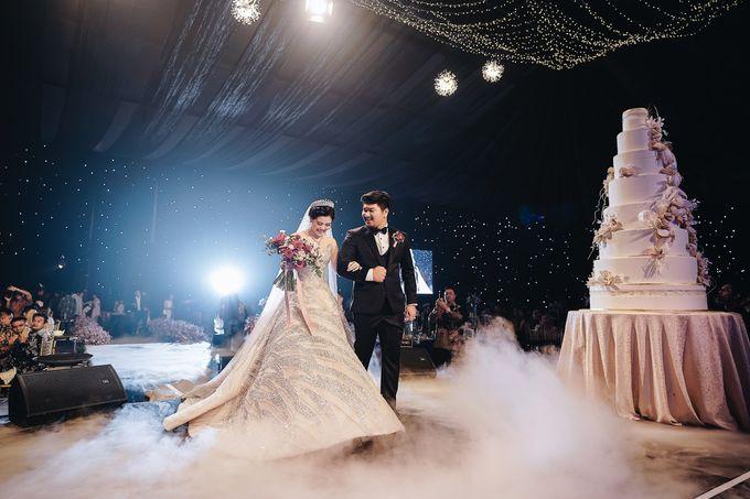 Wedding Day by Dicky - Raven Melisa by DONNY LIEM The Make Up Art - 004